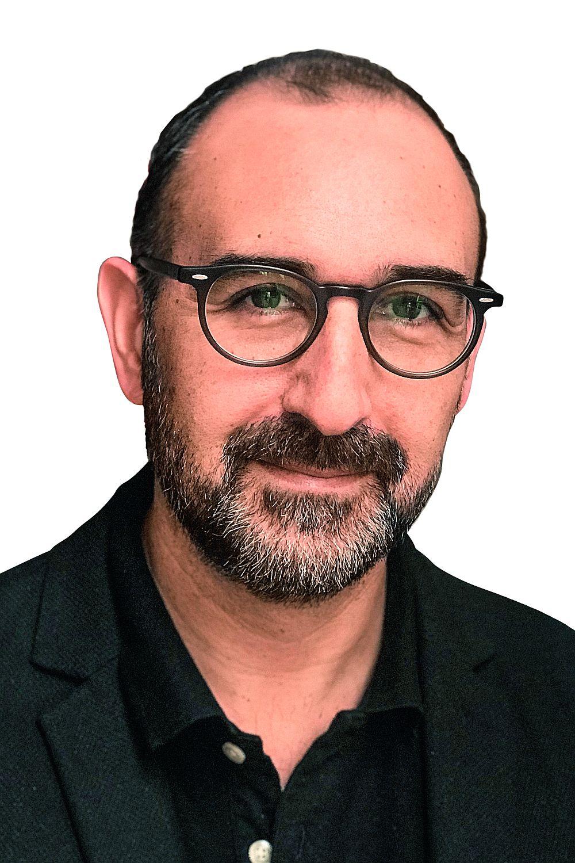 Saul Billingsley, Executive Director, FIA Foundation. Foto: FIA Foundation