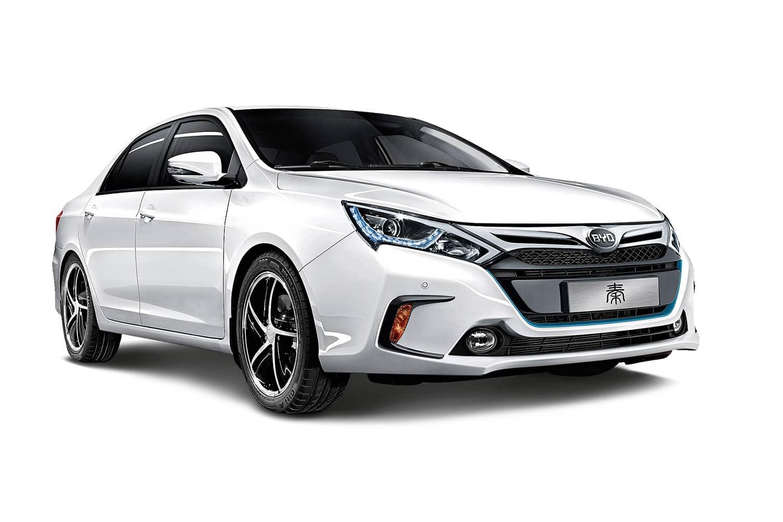 Verkaufsschlager: Der Plug-in-Hybrid Qin von BYD, der 2015 insgesamt 28.365-mal verkauft wurde.