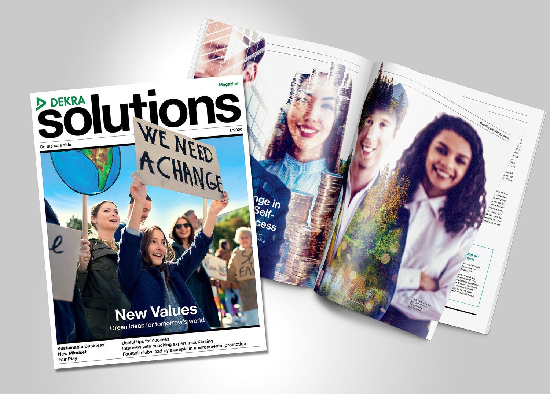 DEKRA solutions 1/2020
