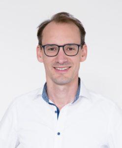 Dr. Florian Petit, Mitbegründer des Start-ups Blickfeld. Foto: Blickfeld
