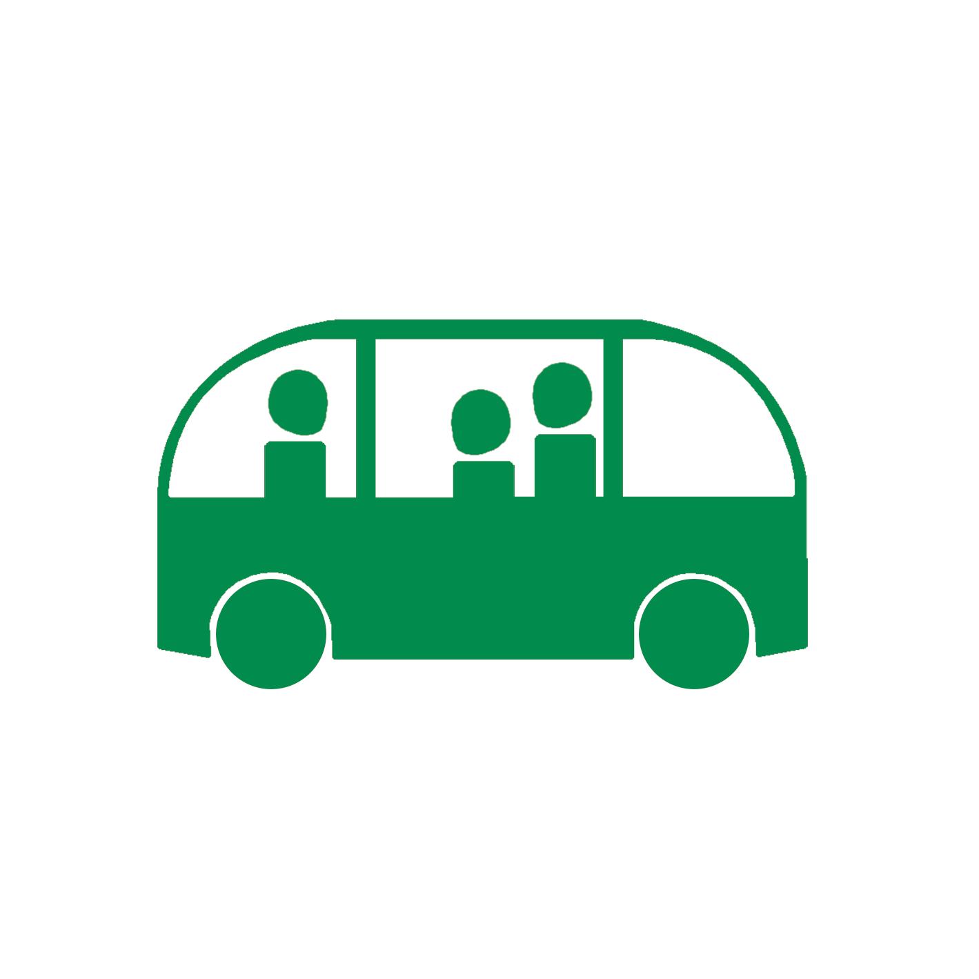Icon Bus. Grafik: Fabian Techel