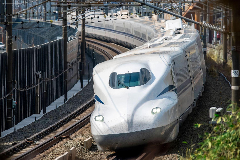 Shinkansen – schnell, sicher und unabhängig