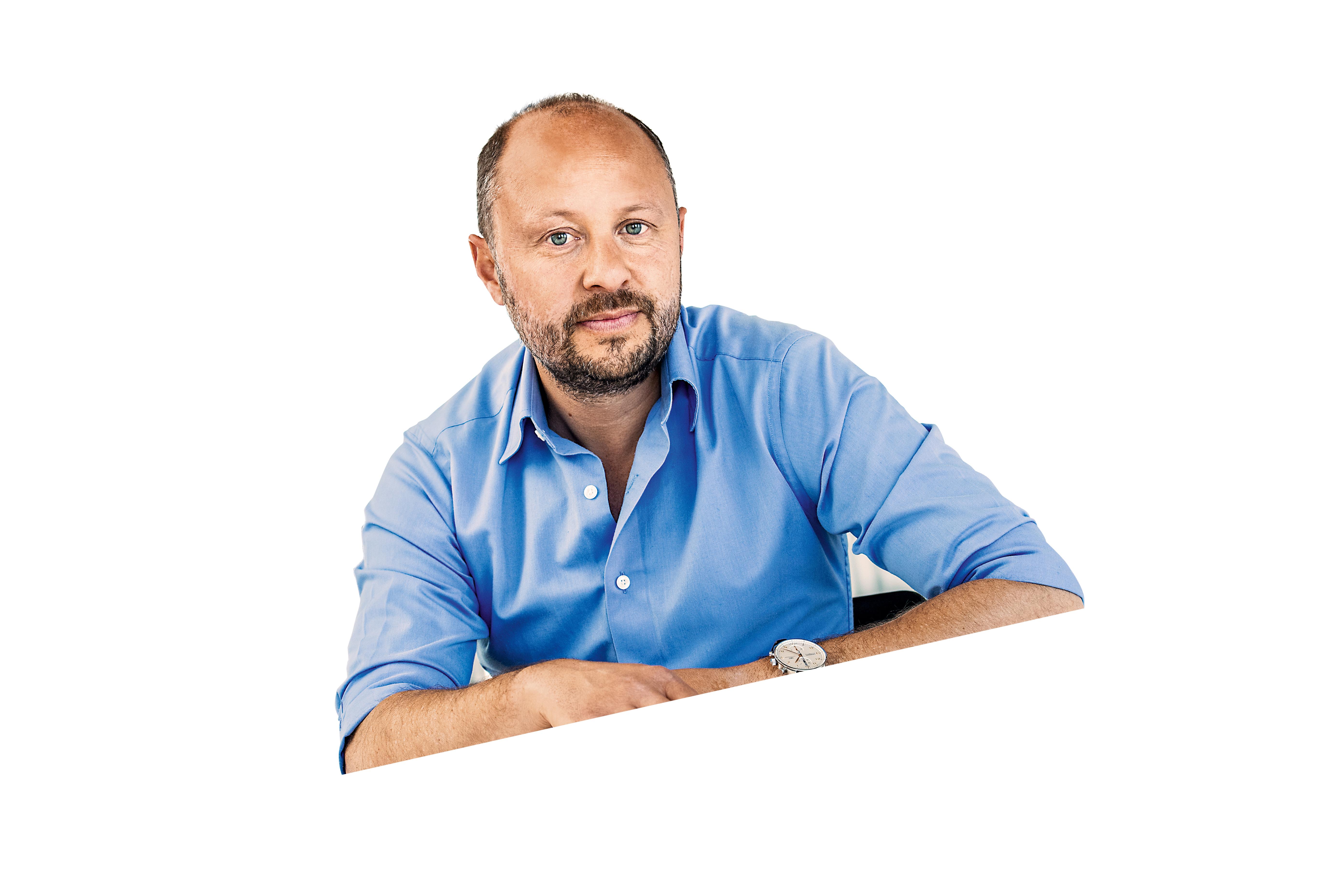 Dr. Kerim Galal, Geschäftsführer DEKRA DIGITAL. Foto: DEKRA