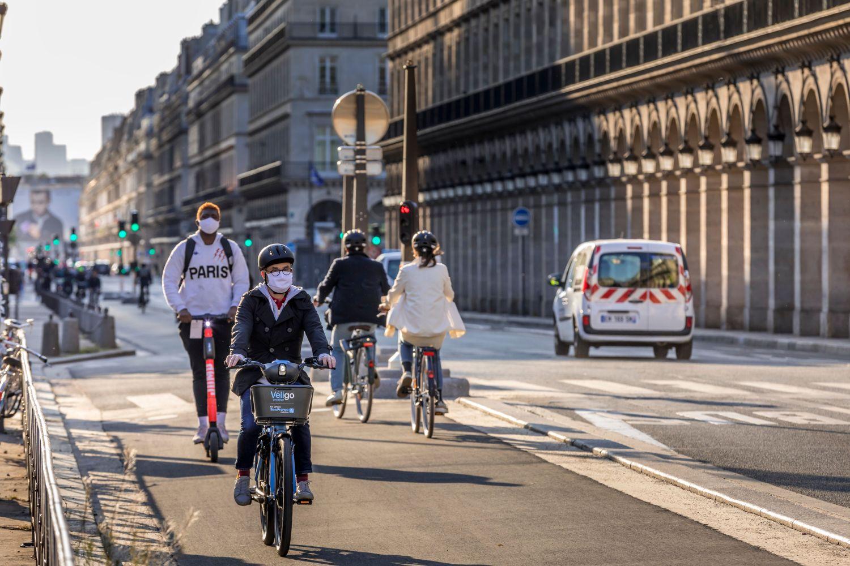 Neue Mobilität: Unterwegs in der Stadt