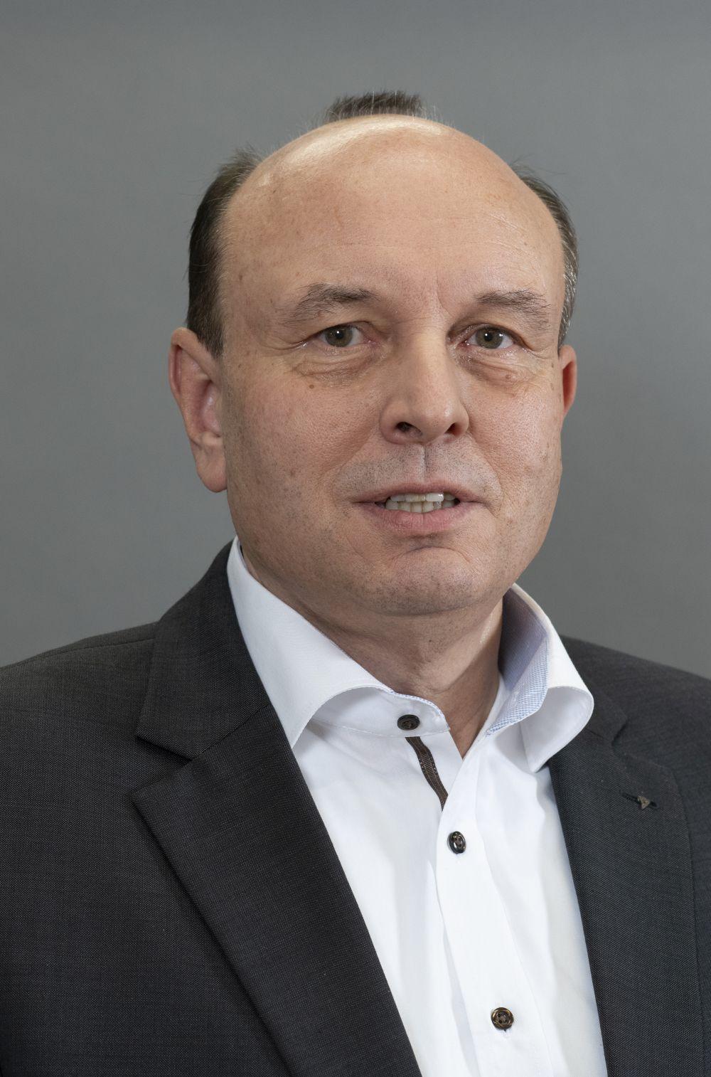 Jörg-Timm Kilisch, Managing Director DEKRA Testing & Certification. Photo: Thomas Kienzle