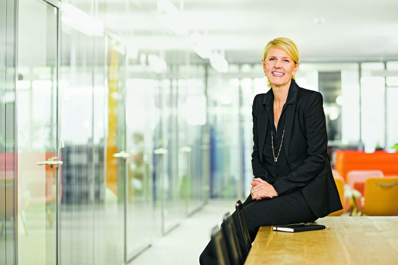 Prof. Dr. Heike Bruch, Professorin für Leadership an der Universität St. Gallen. Foto: IFPM