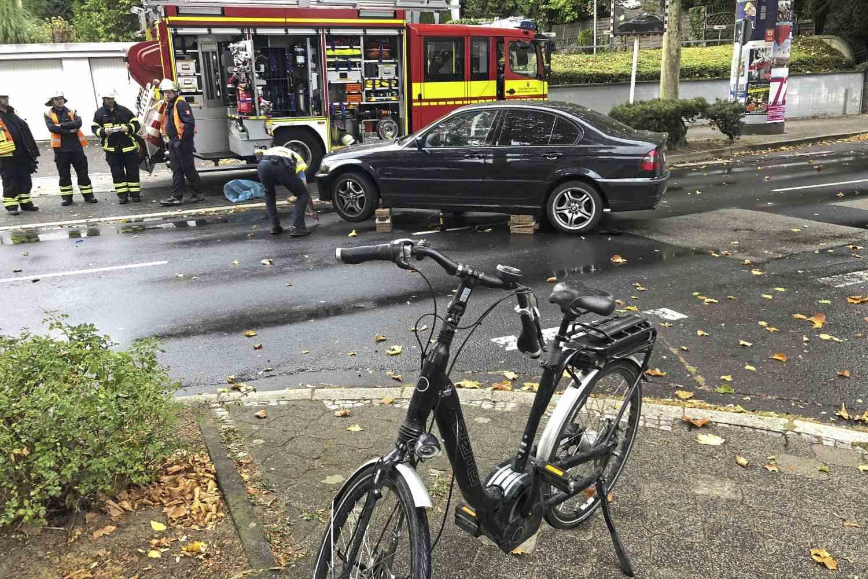 Unfälle zwischen Pkw- und Radfahrern ereignen sich oft an Kreuzungen. Foto: Imago - Sven Sebastian Sajak