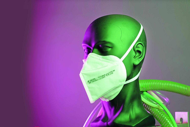 Atemschutzmasken im Test
