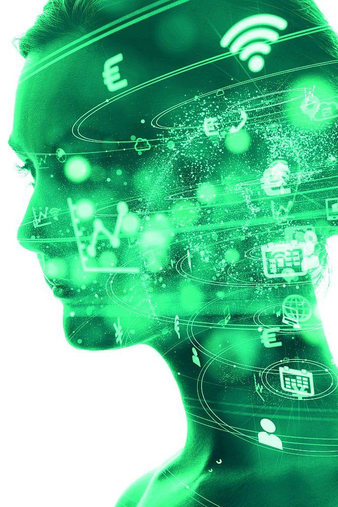 Digitalisierung und die Anwendung künstlicher Intelligenz sind eine weitere Stufe eines langfristigen technologischen Wandlungsprozesses. Foto: istock - metamorworks