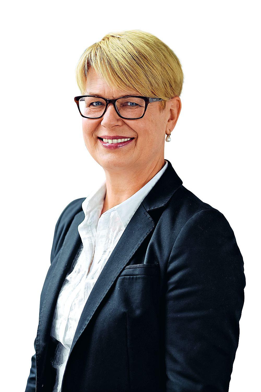 """Dr. Karin Müller, Leiterin des Fachbereichs """"Mensch & Gesundheit"""" bei DEKRA. Foto: Thomas Küppers"""