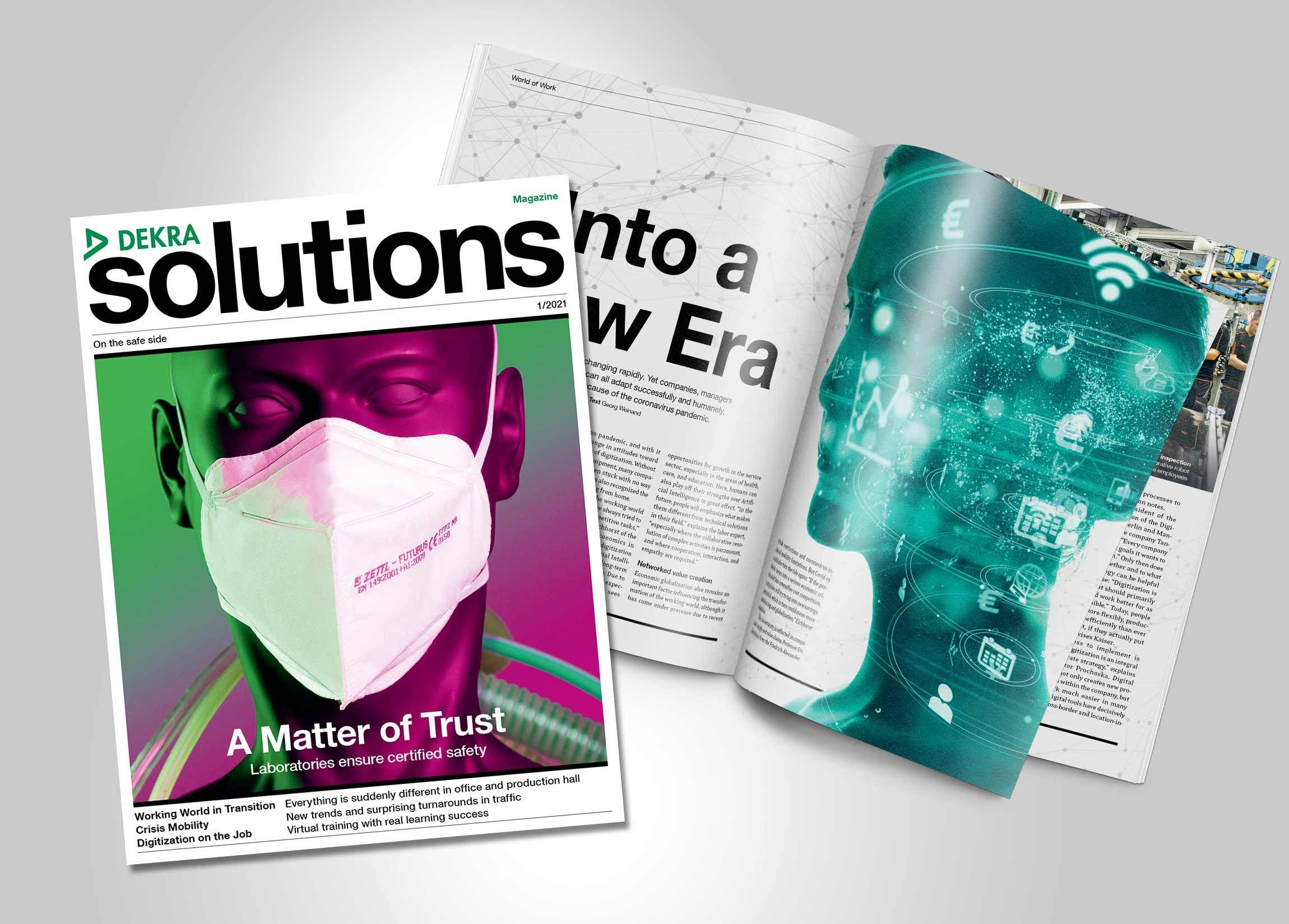 DEKRA solutions 1/2021