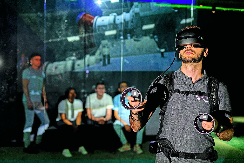 Lernen in virtuellen Welten
