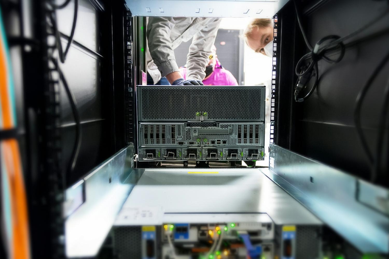 Supercomputer werden auch in Zukunft weitere Geschwindigkeitsrekorde aufstellen. Foto: Nvidia