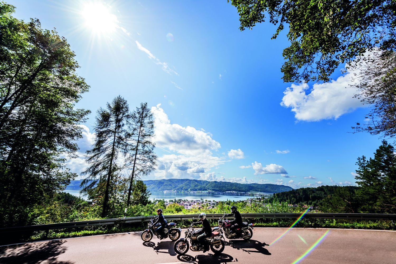 Motorrad-Check: Sicherer Start in die Saison