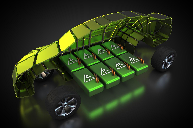 Elektroauto: Die Kraft kommt aus der Zelle