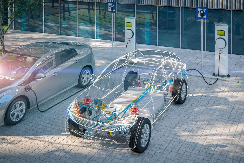 Elektroauto: Unter der Haube effizient