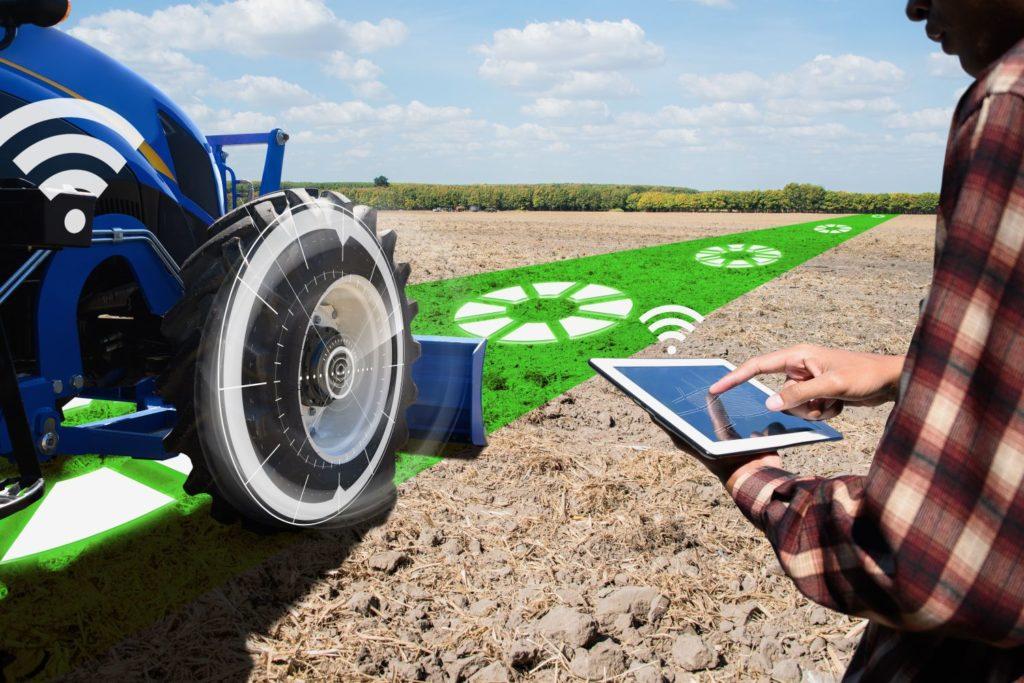 Die Digitalisierung ist in der Landwirtschaft angekommen. Foto: Shutterstock/Sutadimages