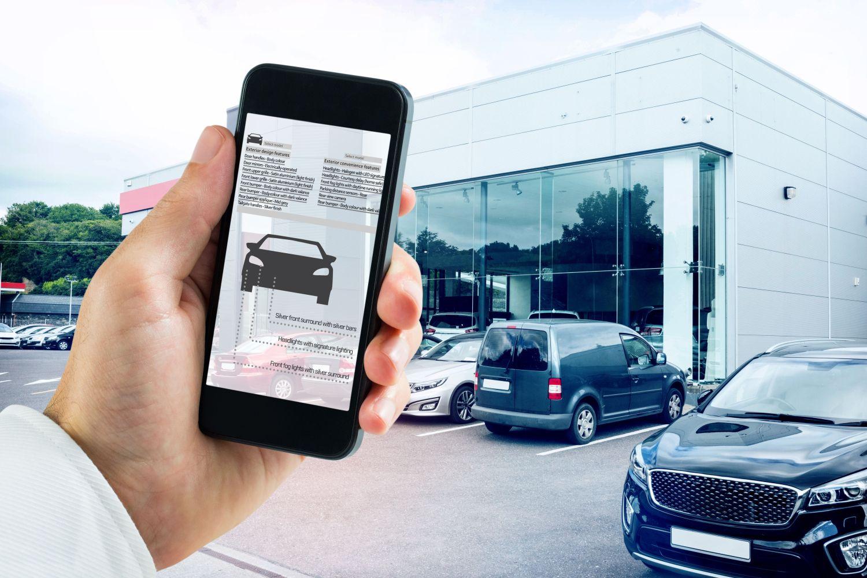 Der Gebrauchtwagenkauf wird digitaler